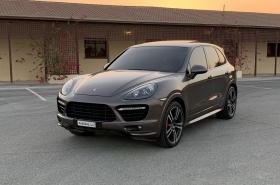 Porsche - Cayenne GTS