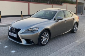 Lexus - IS250