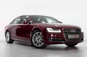 Audi - A8 L