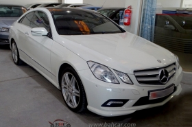 Mercedes-Benz - E350 Coupe