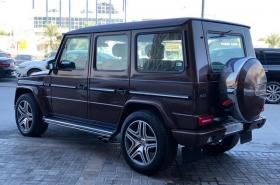 MercedesBenz - G55