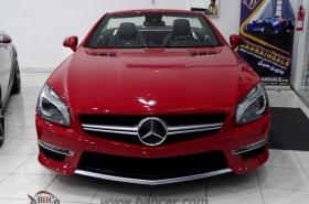 Mercedes-Benz - SL63 AMG
