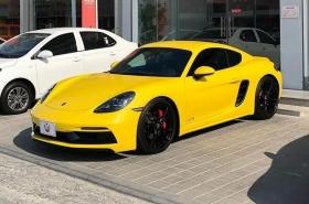 Porsche - 718 Cayman GTS