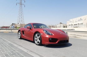 Porsche - 718 Cayman