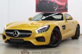 Mercedes-Benz - GTS AMG