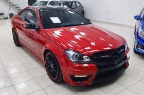 MercedesBenz - C 63 AMG