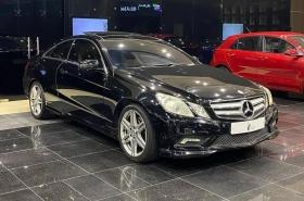 Mercedes - E350 Coupe