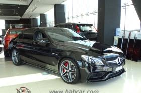 Mercedes-Benz - C 63S