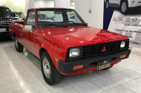 Mitsubishi - Pikup