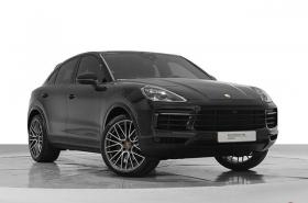 Porsche - Cayenne Coupe