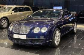 Bentley - Continental GT
