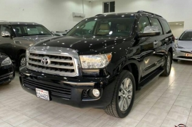 Toyota - Sequoia Limited