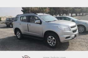 Chevrolet - TrailBlazer LTZ