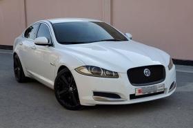 Jaguar - XF SV8