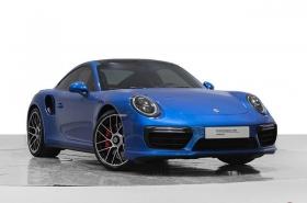 Porsche - 911Turbo