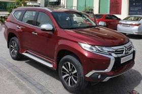 Mitsubishi - Montero Sport