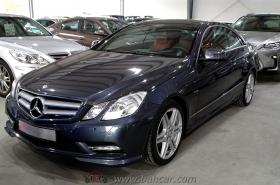 Mercedes-Benz - E250 Coupe