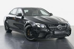 MercedesBenz - E 63s
