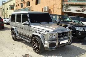 MercedesBenz - G63