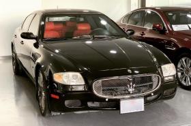 Maserati - Quattroporte GTS