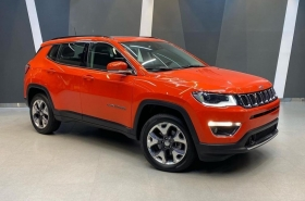 Jeep - Compass Limited