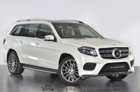 Mercedes-Benz - GLS500