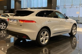 Jaguar - FPace S