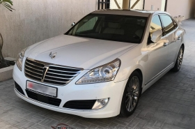 Hyundai - Centennial VS500