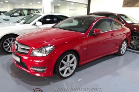 Mercedes-Benz - C250 Coupe