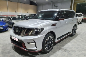 Nissan - Patrol Nismo
