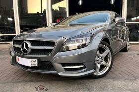 Mercedes-Benz - CLS350