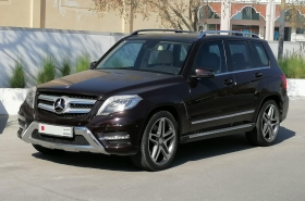 Mercedes - GLK350