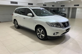 Nissan - Pathfinder SV