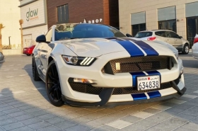 Ford - Mustang Shelby GT350