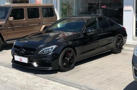 Mercedes - C 63 AMG