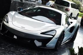 Mclaren - 570 GT