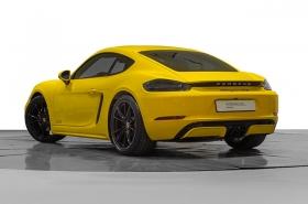 Porsche - CaymanGTS