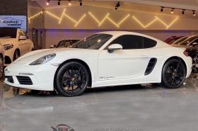 Porsche - 718Cayman