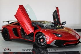 Lamborghini - Aventador LP750SV