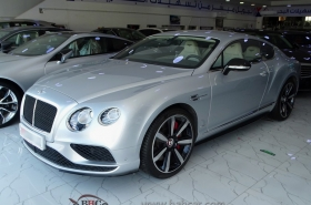 Bentley - Continental GT V8S