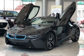 BMW - i8Edrive