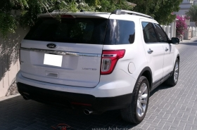 Ford - Explorer Limited
