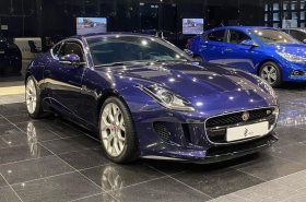 Jaguar - F Type S Coupe