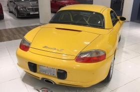 Porsche - BoxsterS
