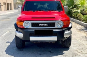 Toyota - Fj Cruiser