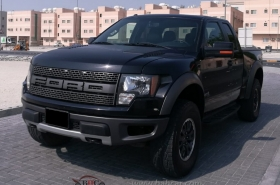 Ford - Raptor SVT