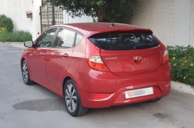 Hyundai - Accent Hatchback
