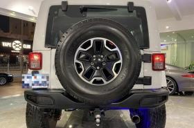 Jeep - Wrangler Rubicon X