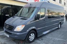 MercedesBenz - Sprinter Van