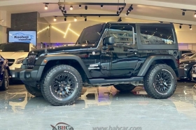 Jeep - Wrangler
